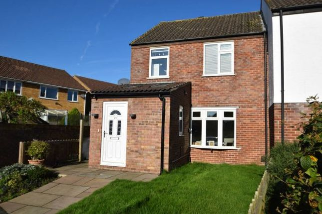 Thumbnail Semi-detached house for sale in Ullswater Close, Yate, Bristol