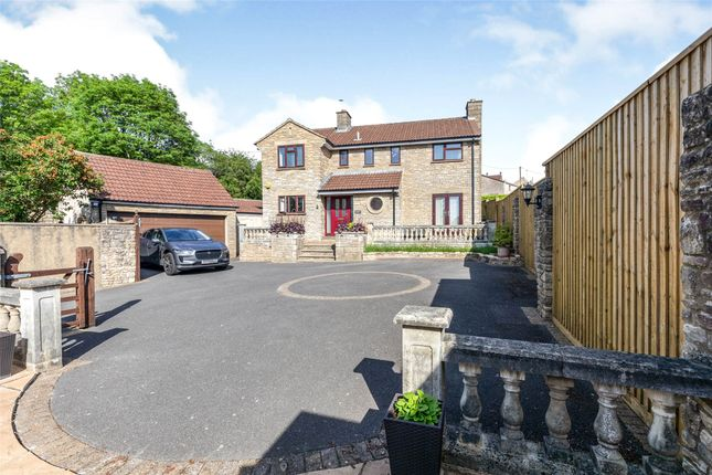 Thumbnail Detached house for sale in Keels Hill, Peasedown St. John, Bath