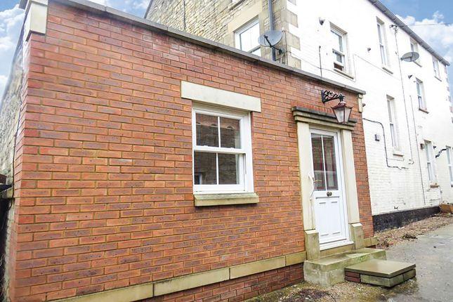 Thumbnail Flat for sale in Chapel Road, Weldon, Corby