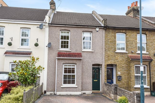 Thumbnail Terraced house for sale in Shorts Road, Carshalton