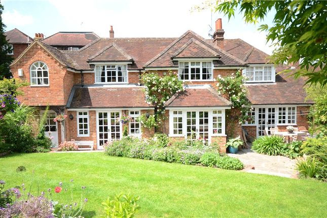 Thumbnail Detached house for sale in High Street, Wargrave, Reading