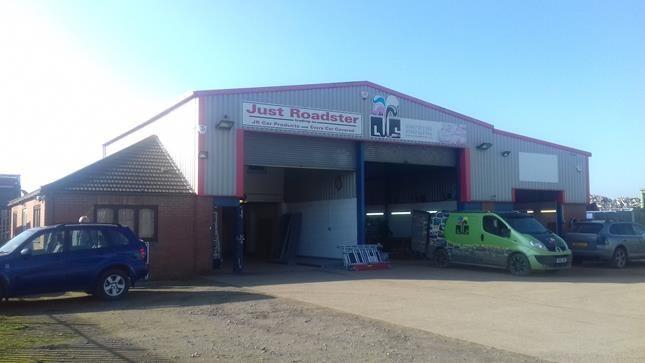 Thumbnail Industrial to let in Sandtoft Industrial Estate, Sandtoft Road, Belton, Doncaster, South Yorkshire