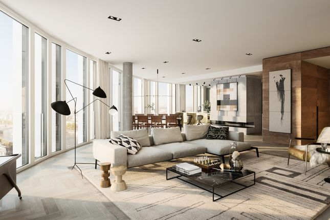 Thumbnail Flat for sale in Upper Ground, London