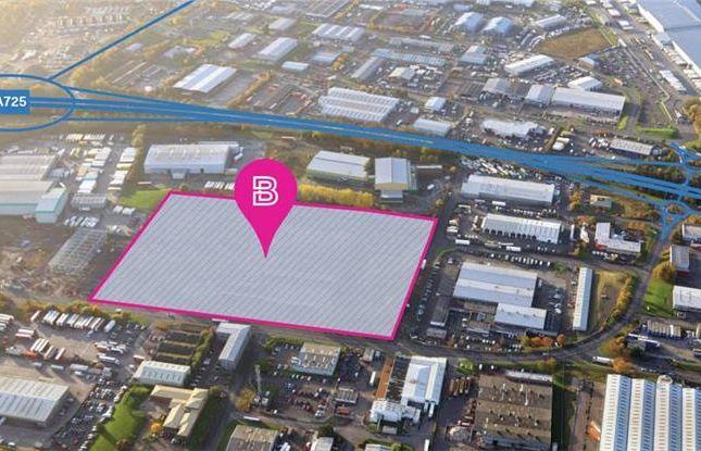 Thumbnail Light industrial to let in Unit 6, Belgrave Street, Bellshill, North Lanarkshire