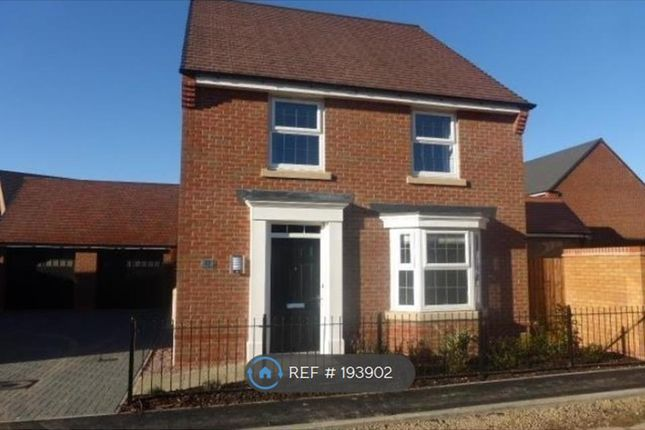 Thumbnail Detached house to rent in Arnold Drive (Priors Hall Park), Weldon