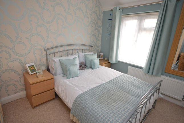 Bedroom 2 of Ashby Avenue, Chessington, Surrey. KT9