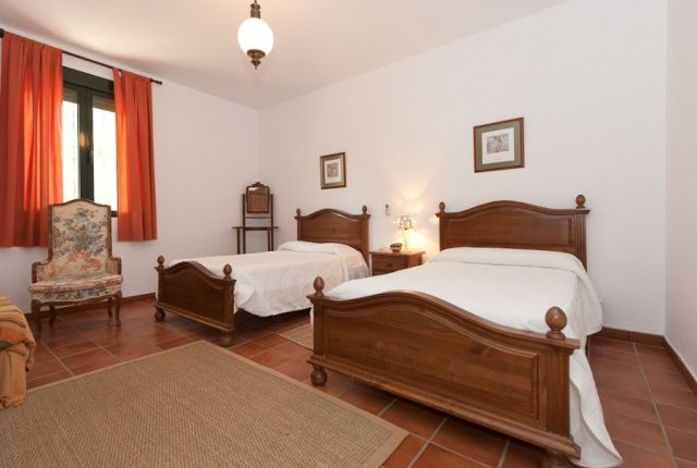 Bedroom of Spain, Málaga, Ronda