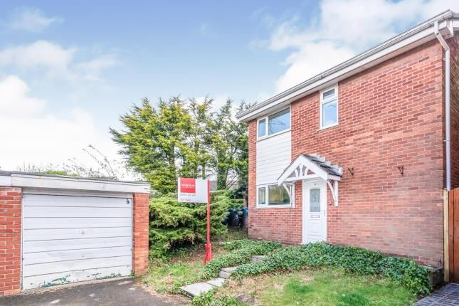 3 bed detached house for sale in Sage Close, Padgate, Warrington, Cheshire WA2