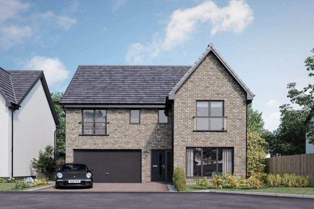 """Thumbnail Detached house for sale in """"Mackintosh Garden Room"""" at Malletsheugh Road, Newton Mearns, Glasgow"""