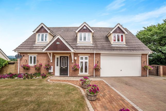 Thumbnail Detached house for sale in Nelson Place, Newton Abbot