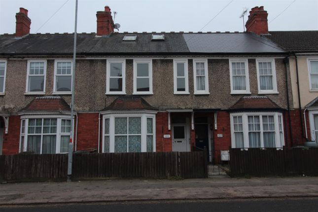 Thumbnail Terraced house to rent in Westfield Road, Wellingborough