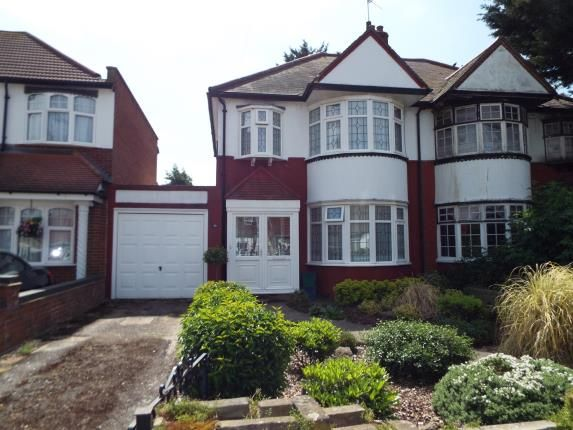 Thumbnail Semi-detached house for sale in Clayhall, Essex