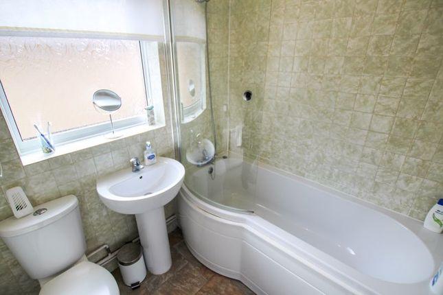 Bathroom of St. Helens Drive, Selston, Nottingham NG16