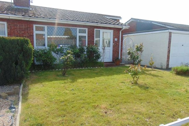 Thumbnail Semi-detached bungalow to rent in Martinsdale, Clacton-On-Sea