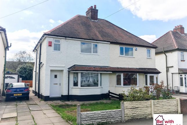 Semi-detached house to rent in Goscote Road, Pelsall, Walsall