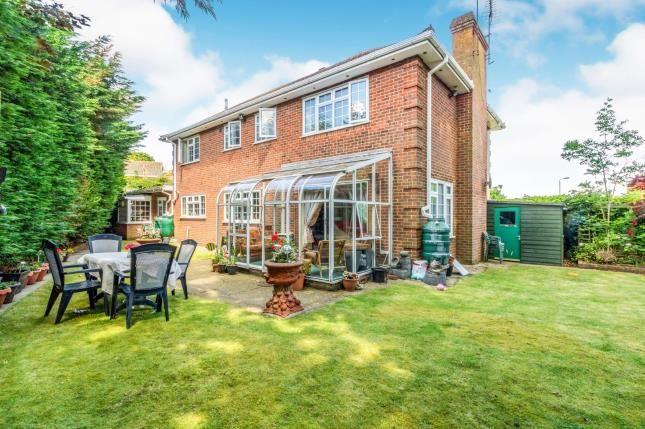 Garden of Chapel Lane, Hempstead, Gillingham, Kent ME7