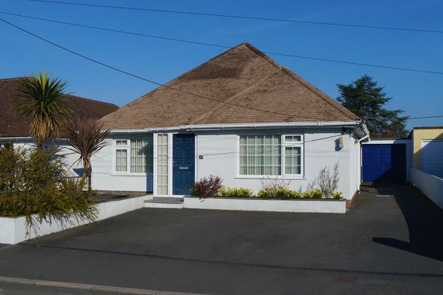 Thumbnail Detached bungalow to rent in Lindridge Lane, Kingsteignton, Newton Abbot