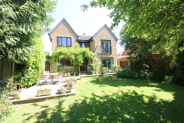 Thumbnail Detached house for sale in Rushden Road, Wymington, North Beds