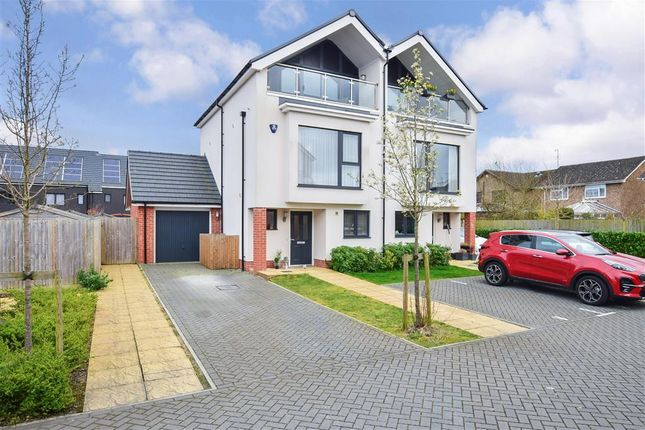 Town house for sale in Tippett Lane, Hurst Green, Oxted, Surrey