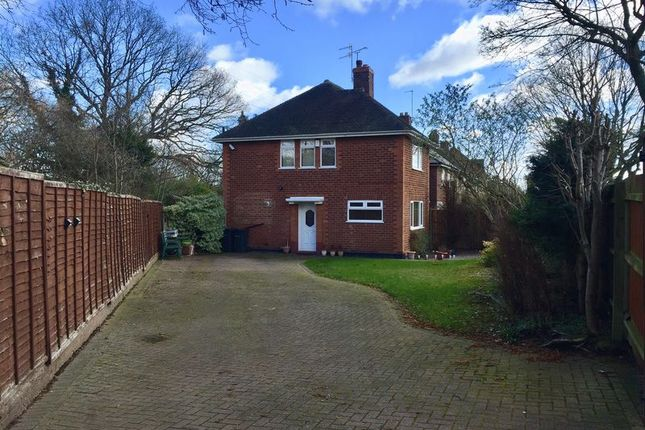 Thumbnail Semi-detached house to rent in Swinford Road, Birmingham