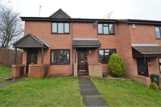 Thumbnail Terraced house for sale in Brandon Close, Billericay