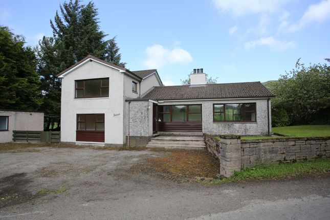 Front of Moniaive, Thornhill DG3