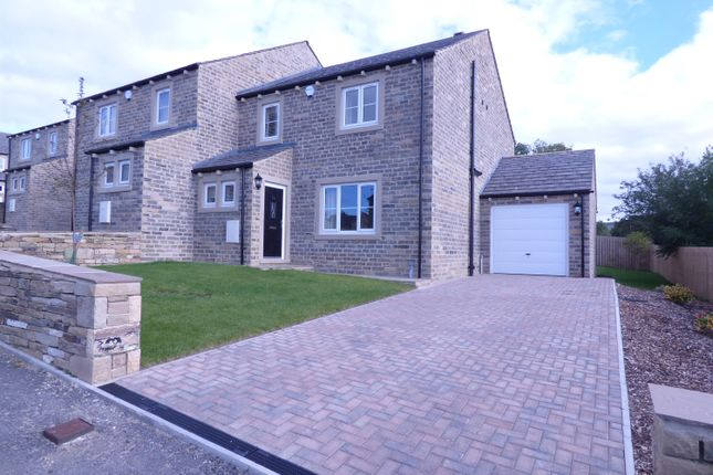 Thumbnail Semi-detached house to rent in Daisy Hill, Silsden, Keighley