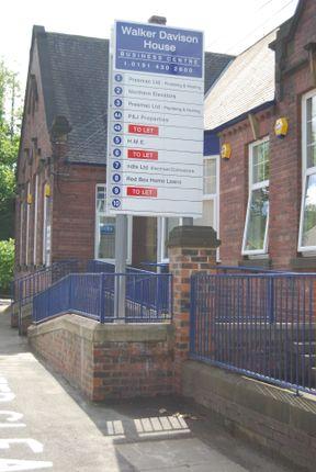 Office to let in Walker Davison House, Newburn, Tyne And Wear
