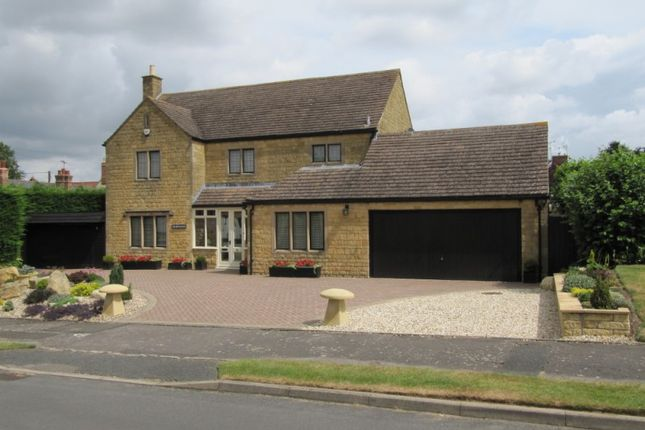 Thumbnail Detached house for sale in Ballards Close, Mickleton