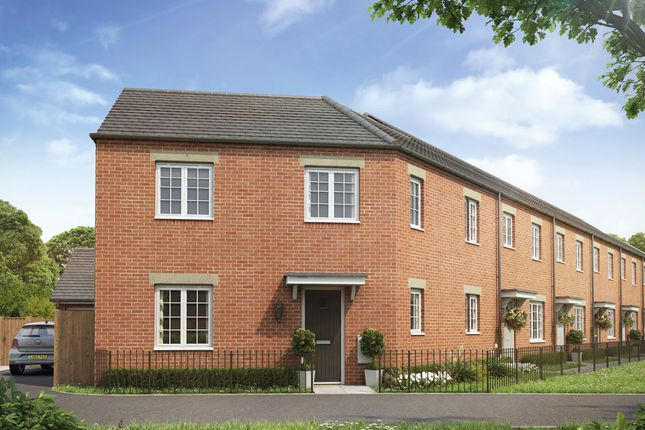 3 bed end terrace house for sale in Bromford Homes, Bloxham Road, Banbury
