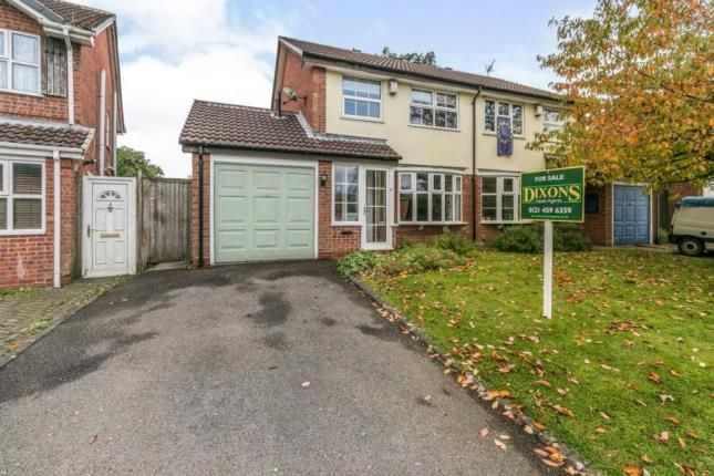 Thumbnail Semi-detached house for sale in Chelworth Road, Birmingham, West Midlands