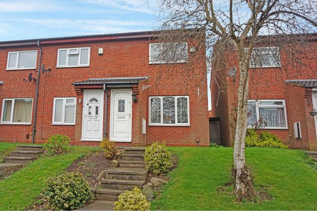 Thumbnail Town house for sale in The Uplands, Smethwick