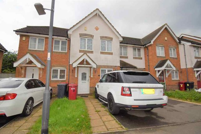 Thumbnail Terraced house for sale in Mirador Crescent, Slough