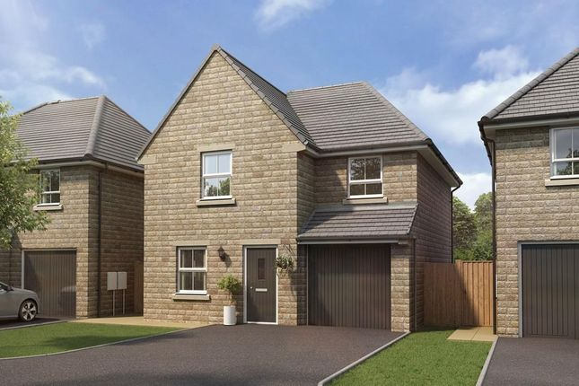 """3 bed detached house for sale in """"Abbeydale"""" at Waddington Road, Clitheroe BB7"""