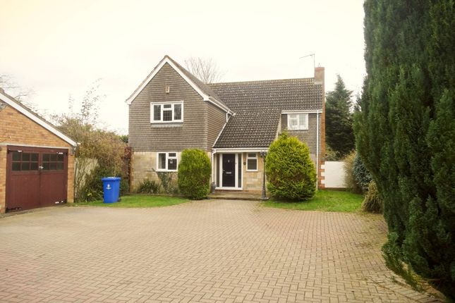 Thumbnail Detached house to rent in Lees Close, Whittlebury