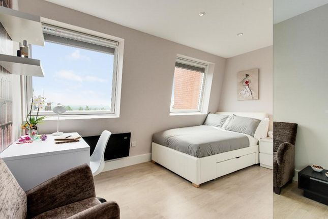 Studio to rent in 2B Lithos Road, Hampstead NW3