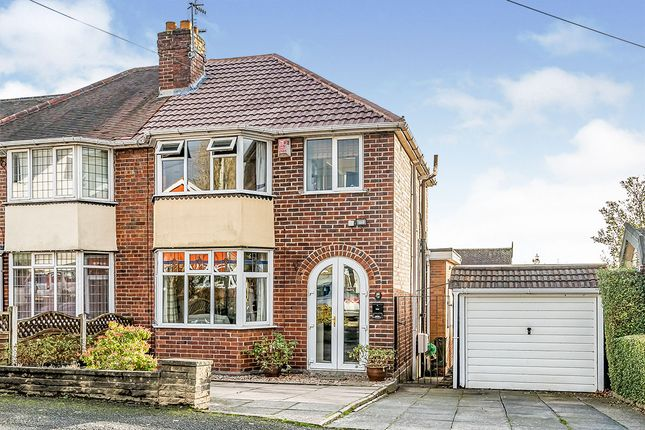 Thumbnail Semi-detached house for sale in Himley Avenue, Dudley, West Midlands