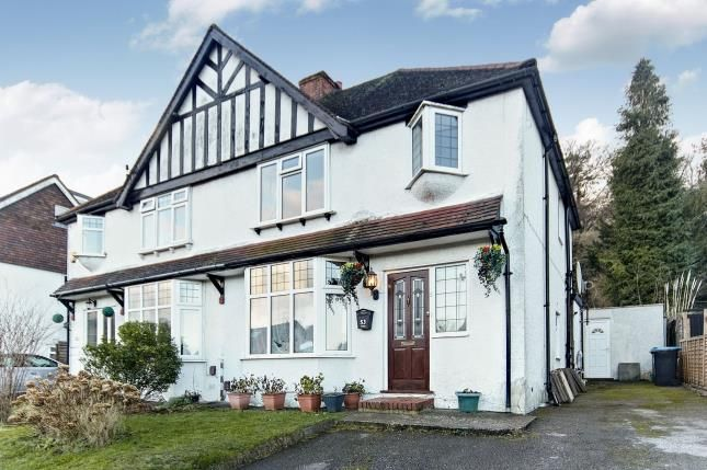 3 bed semi-detached house for sale in Markville Gardens, Caterham, Surrey, .