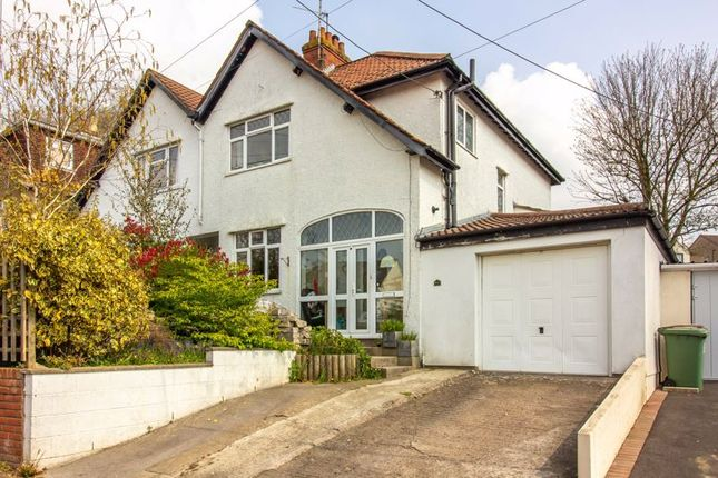 Thumbnail Semi-detached house for sale in Rodden Road, Frome