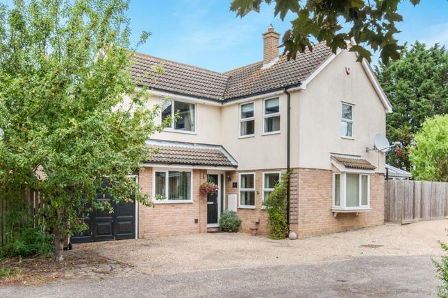 Thumbnail Detached house for sale in Barningham, Bury St. Edmunds, Suffolk