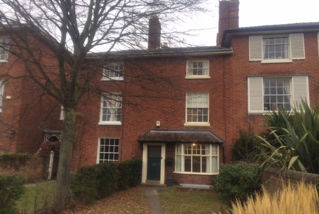 Thumbnail Town house to rent in St Georges Square, Worcester