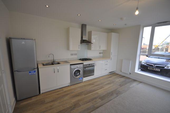 Kitchen of Somerset Close, Derby DE22