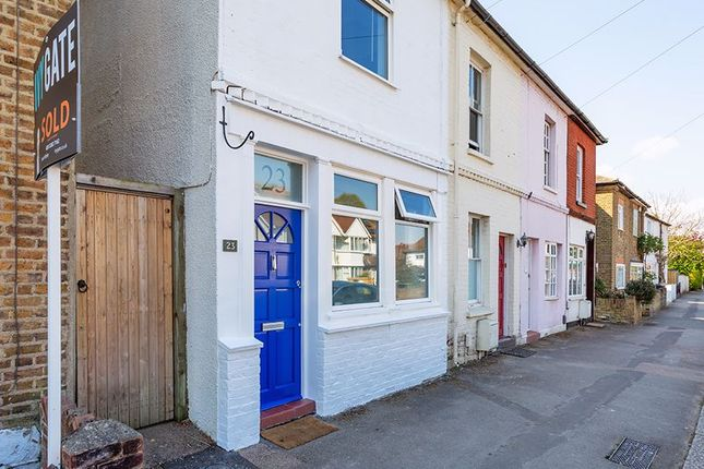 2 bed end terrace house for sale in Rushett Road, Thames Ditton KT7