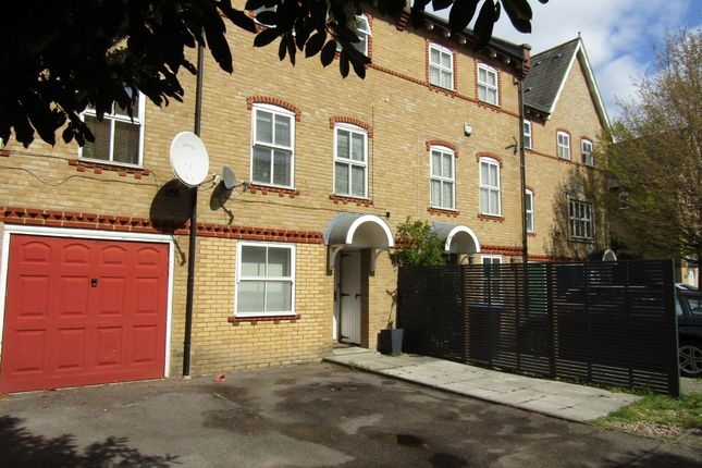 Thumbnail Town house for sale in Chamberlayne Avenue, Wembley
