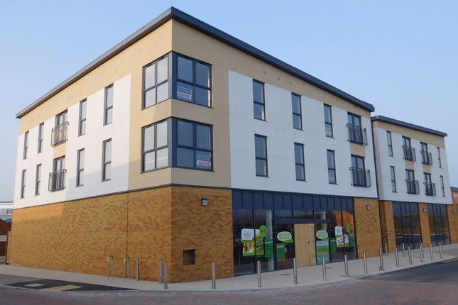Thumbnail Flat to rent in Verbena Court, Cranesbill Road, Melksham, Melksham