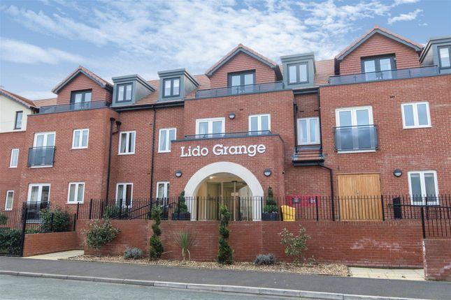Thumbnail Flat for sale in Lido Grange Sandy Lane, Prestatyn, Denbyshire