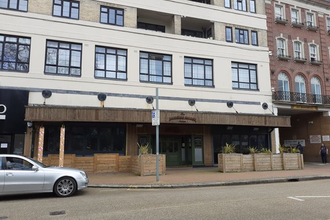 Thumbnail Restaurant/cafe to let in 23-27 Bourne Avenue, Bournemouth, Dorset