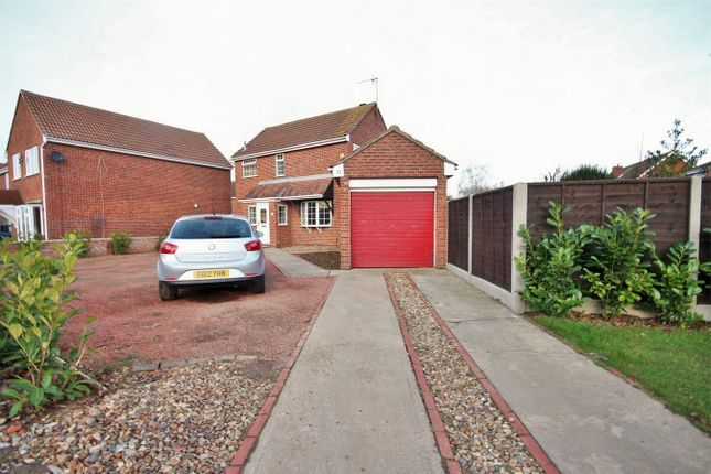 Thumbnail Detached house for sale in Tollgate Drive, Stanway, Colchester, Essex