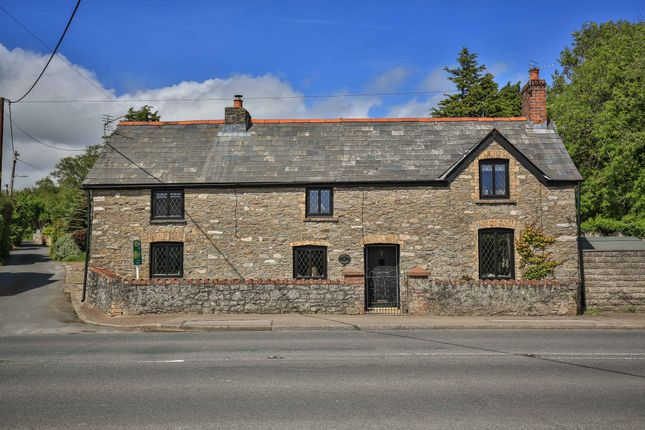 Thumbnail Detached house for sale in Groesfaen, Groesfaen, Pontyclun