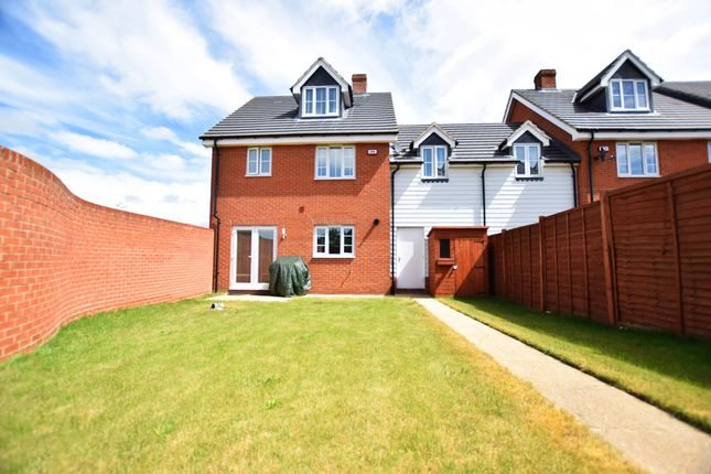 Thumbnail Link-detached house for sale in Fortress Fields, Great Waldingfield, Sudbury